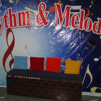 Logo image for Rhythm and Melody
